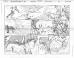 Eduardovienna Superman#20sample Pages6-7 Pencil by Vienna79