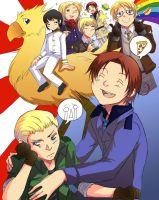 APH - Hetalia Group by naruto-sexy-no-jutsu