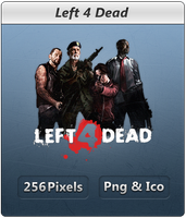 Left 4 Dead - Icon by Crussong