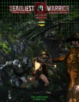 Deadliest Warrior Free For All by CMKook-24601