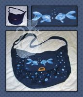Fish Bag by MyntKat