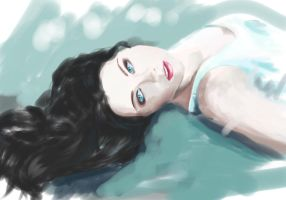 Amy Lee by IreneLeit