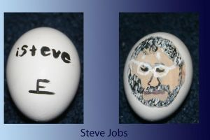 Steve Jobs Isteve by BurnedSnow
