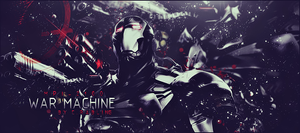 MPI - 2100 War Machine Signature by Rabling-Arts