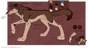 .: Toby Ref 2011 :. by BeachBumDunkin