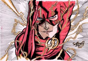 The Flash by samrogers