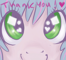 Ruu thanks you (GIF) by Lady-Von-Derpington