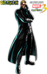 'Wesker Render Ultimate MvC3' by RenegadeOperative