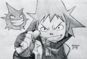 Black Star by cmbmint