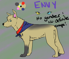 Envy Ref by Alcemistnv