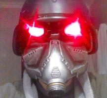 Helghast Mask by BioCloneX
