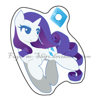 Keychain Rarity by FuyusFox