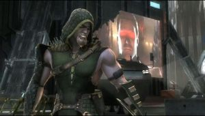 Injustice: Gods Among Us Green Arrow by TimothyB25