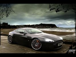 Aston Martin V8 Vantage by adam4186