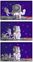 Astronauts by Ethreal-Reflection