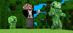 Minecraft Pic by Shadowlance9 by TheRKway