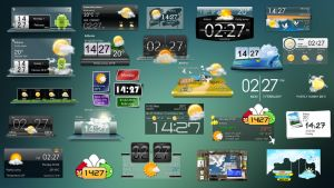 The Voga Widget Collection PART 1 for xwidget by jimking