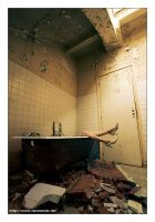 In the bath-tub by Neverends