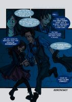 DOCTOR WHO - The impossible salvation page 6 by AelitaC