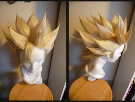 Gohan wig commission by maggifan