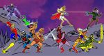 Filmation Battle Royal by AlanSchell