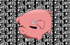 chancho the greedy by DepartmentM