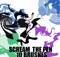Scream the pen by Screamotizer