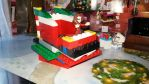 Lego Sleigh by pieclown