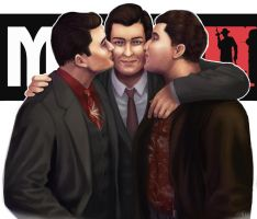 Mafia II: That's Amore by P-JoArt