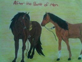 After the Battle of Men by NotoriousBunny