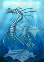 Sea Dragon by zerotozune