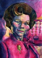 Professor Dolores Umbridge by Caricature80