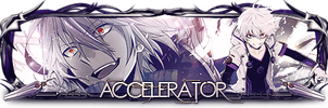 Accelerator feat. Add by Sylinchen