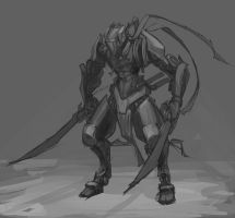 .Mecha_Sketch by MadiBlitz