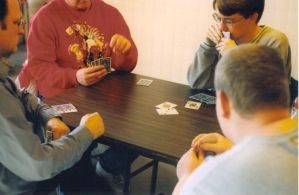 Card game photo by Sir-Real