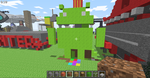 Android Logo- Minecraft by bloomilkart