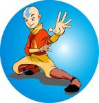aang in vector by lisdai