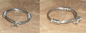Wire Ring 2 by Dragonfly929