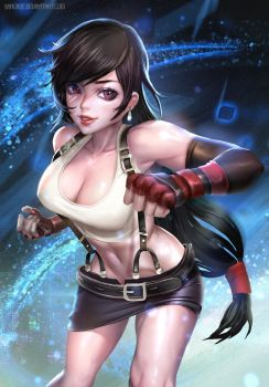 :: Tifa Lockhart :: by Sangrde