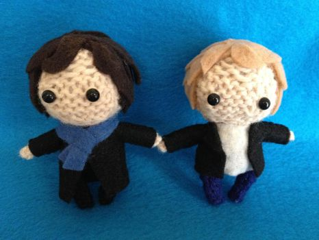 Johnlock by PhileasFogghorn
