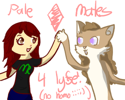 PALE MATES by Little-Volii
