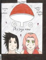 Arigatou-cover page by Sorasgirl24