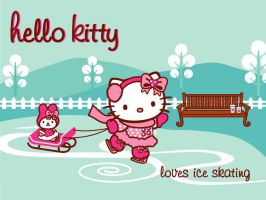 Hello Kitty Wallpaper 2 by chicastecnologicas21
