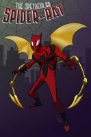 Spider-Bat - Amalgamation by DBed