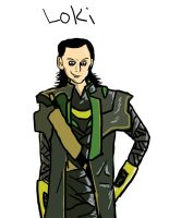 Loki by traveling-adventurer