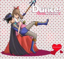 Dance my Shy boy- advanceshipping by Esha-R