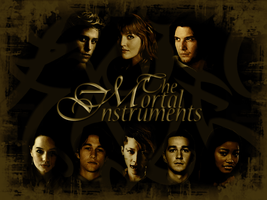 Mortal Instruments GOLD by ReachForTheStarfish