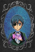 Ciel Card by ChiNoMiko