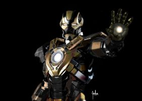 Iron man Mark XXIV Tank Pinknocchio Ver. by everTEARS