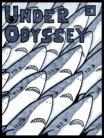 Under Odyssey Chapter 9 Cover by EvilCake